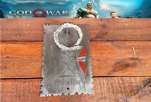 Axe Holder Axe Stand Leviathan Axe God Of War Axe Kratos Axe Cosplay Viking Axe Mens Gifts