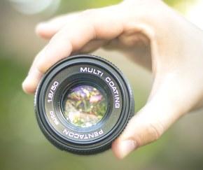 Vintage Cameras & Lenses