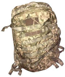 Army combat personality backpack, color is pixel