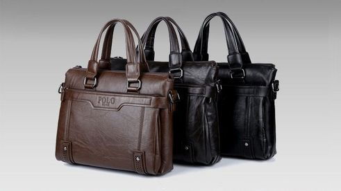 Genuine Leather Bag Handmade Minimalist